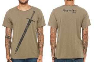 「キング・アーサー」オリジナルTシャツ