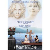 湖畔のひと月