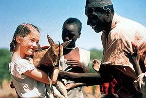 名もなきアフリカの地での映画評論・批評