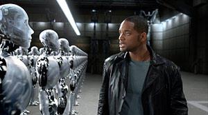 アイ,ロボットの映画評論・批評