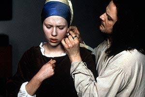真珠の耳飾りの少女の映画評論・批評