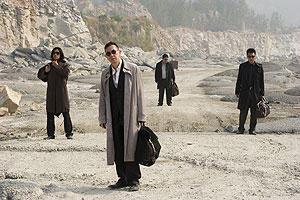 エグザイル 絆の映画評論・批評