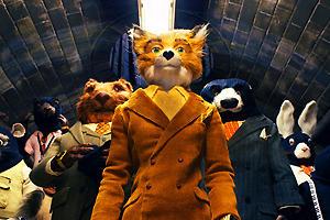 ファンタスティック Mr. Foxの映画評論・批評