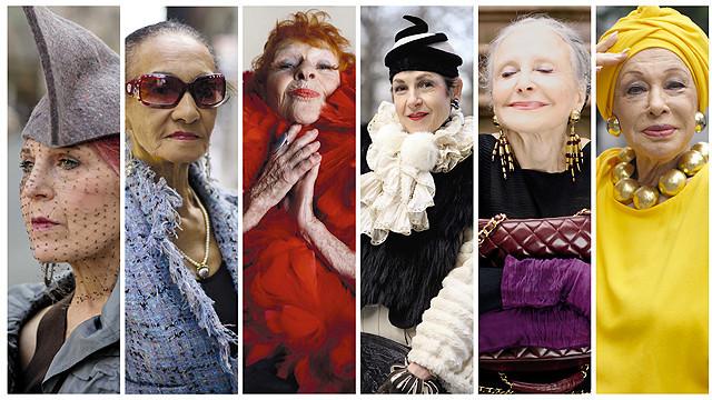 アドバンスト・スタイル そのファッションが、人生の映画評論・批評