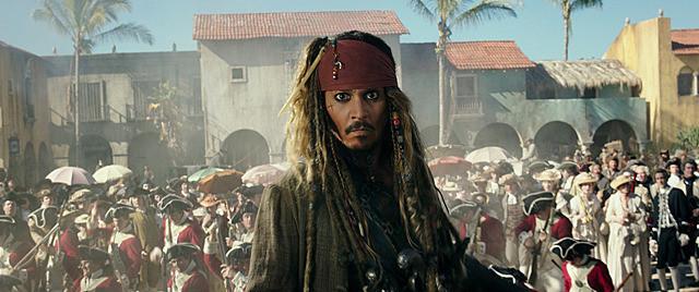 パイレーツ・オブ・カリビアン 最後の海賊の映画評論・批評