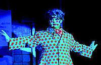 ゲイならではのファッションも注目されるボーイ・ジョージ