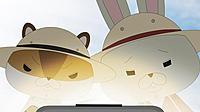 紙兎のロペと紙リスのアキラ先輩の名(迷?)コンビが繰り広げる独特の世界観が人気