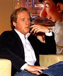 一流のストーリーテラーとしての心得を語るバード監督