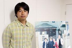 「若い感性のうちに家族を撮りたかった」石井監督