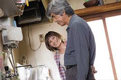 北海道の名産物による料理シーンも注目
