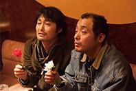 俳優仲間に扮したのは宇野祥平