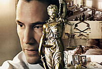 キアヌ・リーブスが弁護士役で、絶対不利な状況の裁判に挑む!