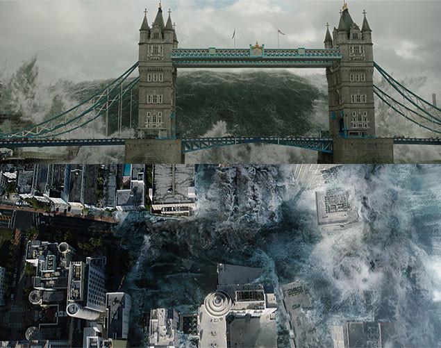 「第2の波」によって、ロンドンをはじめ水辺の大都市は巨大な波に飲み込まれてしまう
