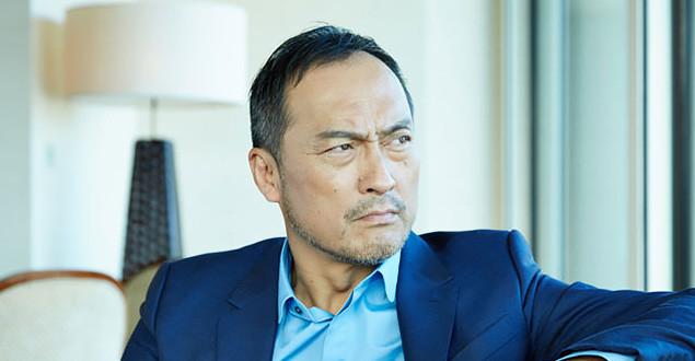 渡辺謙へインタビュー