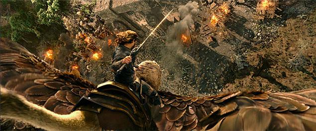 剣と魔法に彩られた壮大な世界を舞台に、スペクタクル感満載の壮絶な戦いが展開する!