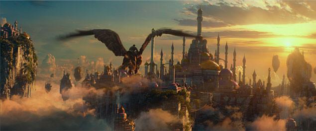 ILMとアカデミー賞クリエイターが手掛けた、世界最高水準の特殊効果に目を見張る