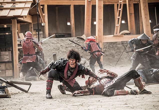 奇想天外な物語と痛快なアクション! 強大な敵に挑む若き勇者たちの戦いを見よ!
