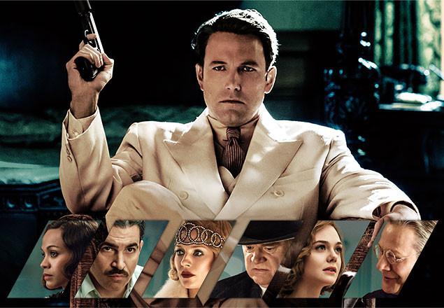 ベン・アフレックが、傑作クライム小説を自らの監督・脚本・主演で映画化!