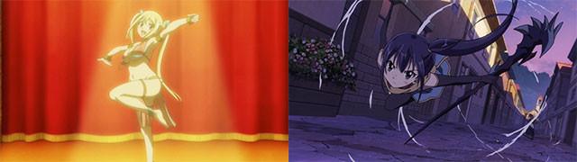 おなじみのキャラクターに加え個性的な新キャラクターがスクリーンを所狭しと駆け回る