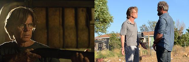 ジョンを熱心にサポートする親友役を、「ファーゴ」「ルーム」のH・メイシーが好演