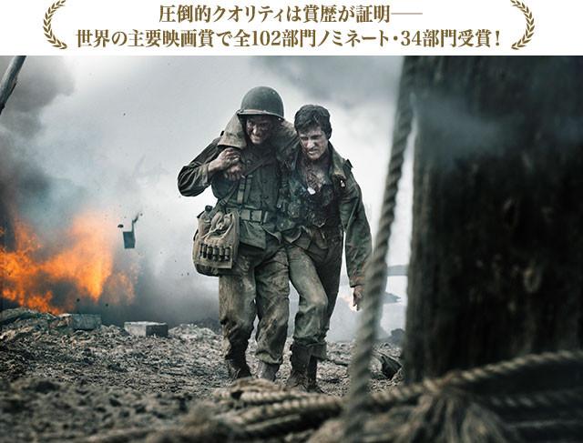 戦闘シーンに加え、戦地に赴く兵士たちの人物描写のリアルさにも目を見張る