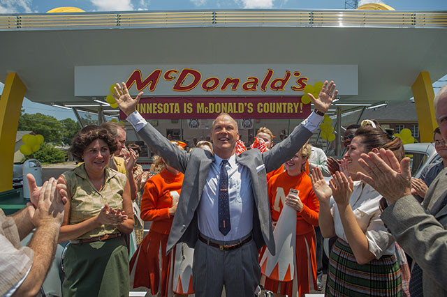 マクドナルドを巨大企業に育て上げたのはこの男だった──驚くべき逸話が描かれる