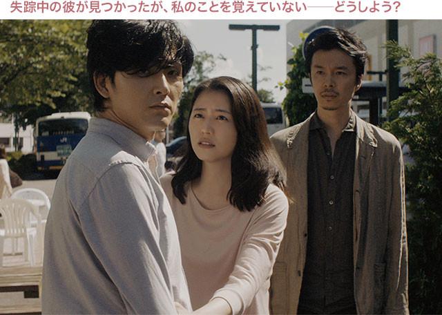 (左から)松田龍平、長澤まさみ、長谷川博己、人気と実力を兼ね備えた俳優陣が集結