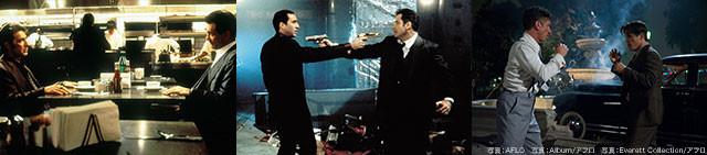 """「ヒート」に「フェイス/オフ」、アクション映画の名作群に流れる""""熱気""""が本作にも!"""