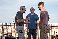 映画ファンを魅了してやまない「レジェンド」が、実際の事件を基に「テロ」と向き合う