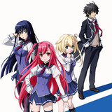 TVアニメ「空戦魔導士候補生の教官」2015年4月放送開始!