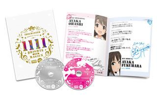 オリジナルCDセット 「THE IDOLM@STER ORIGINAL CD SET - 1111 BRIGHTS and MAGICS -」