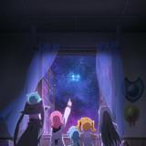 4年ぶりに再始動したTVアニメ「放課後のプレアデス」の放送局が決定!