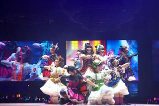 「ラブライブ!μ's Go→Go! LoveLive! 2015 ~Dream Sensation!~」ライブの様子