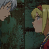 OVA「翠星のガルガンティア ~めぐる航路、遥か~」後編 場面カット