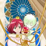 テレビアニメ「赤髪の白雪姫」今夏放送決定! 早見沙織、逢坂良太が出演