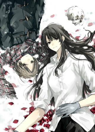 「櫻子さんの足下には死体が埋まっている」原作小説1巻書影