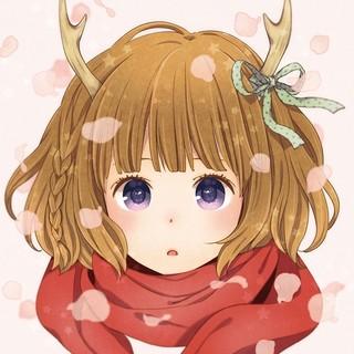 「鹿乃」アイコン