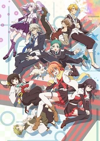 TVアニメ「ミカグラ学園組曲」4月6日放送開始! 追加キャストに花江夏樹、細谷佳正など