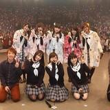 TVアニメ「ハナヤマタ」二度目のトーク&ライブイベントで舞浜に鳴子の音が響き渡る