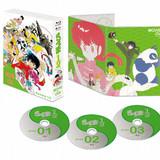 高橋留美子原作「らんま1/2」劇場版とOVAを集めたBlu-rayBOXが発売!