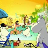 「劇場版ムーミン 南の海で楽しいバカンス」場面カット