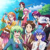 TVアニメ「実は私は」主人公の親友役として平川大輔、下野紘、羽多野渉が出演決定