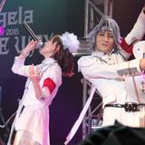 angelaがニューアルバム「ONEWAY」をひっさげライブツアー開始 初日は香港で海外ファンを魅了