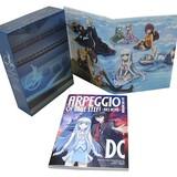 「劇場版 蒼き鋼のアルペジオ ‐アルス・ノヴァ‐ DC」初回生産限定特装版Blu-ray DISC展開図