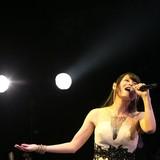 織田かおりが新曲「ふたり綾とり」をひっさげ、自身7度目となるソロライブを開催。緩急をつけた全21曲で会場は大熱狂