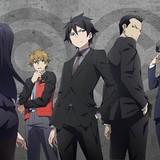 放送中の新TVアニメ「Classroom☆Crisis」に内田雄馬、小林ゆうが出演
