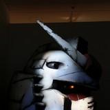 「機動戦士ガンダム展」に原寸大のガンダム頭部が登場! 前代未聞のガンプラ1,000体展示も