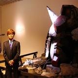 「機動戦士ガンダム展」東京上陸 アムロ・レイ役の古谷徹も万感の思い