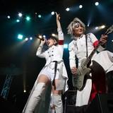 angelaがライブツアー「ONE WAY」千秋楽となる東京公演で「騎士行進曲」など全22曲を熱唱