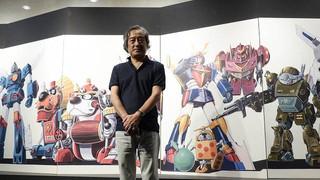 ロボットアニメの巨匠・大河原邦男40年の歴史を振り返る展覧会が開催